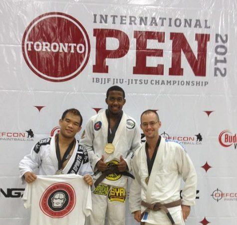 Video: Jiu-Jitsu acrobatics from Nova União ace at Toronto Open