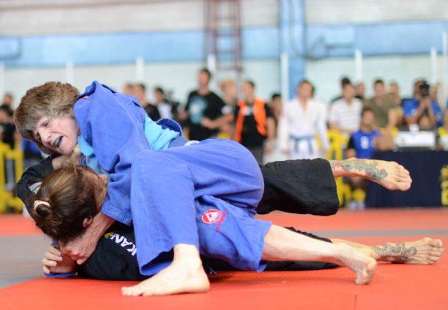 Terrinha proud of 62-year-old champion
