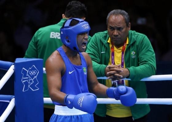 """Esquiva Falcão: """"O boxe brasileiro vai mudar com minha medalha"""""""