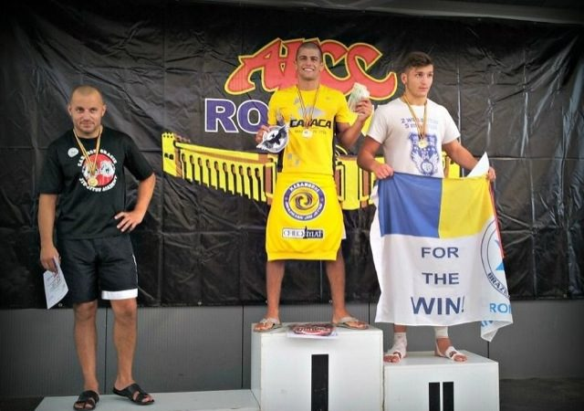 Video: Jiu-Jitsu shines and featherweight wins absolute at ADCC Romania