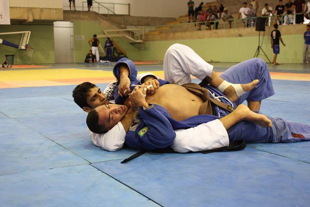 Jiu-Jitsu: Fabio Holanda convida para seletiva de Abu Dhabi em Natal