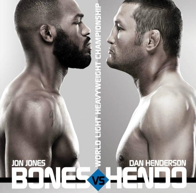 UFC 151 cartaz
