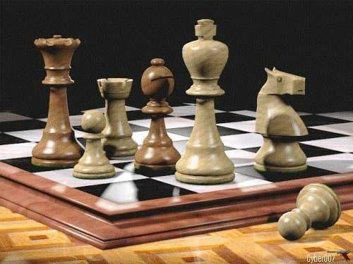 Video: It's chess, fighting, and not Jiu-Jitsu