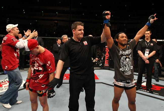Ben Henderson calm for title defense