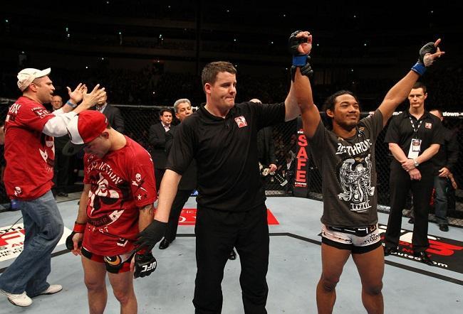 A calma de Ben Henderson para defender o título do UFC