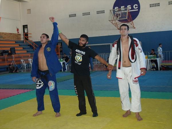 Veja como é o jogo do novo campeão cearense de Jiu-Jitsu