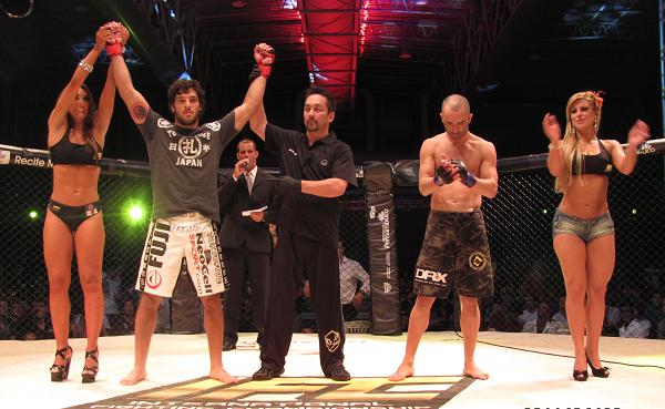 One FC: a night promising to be a memorable one to the Gracies