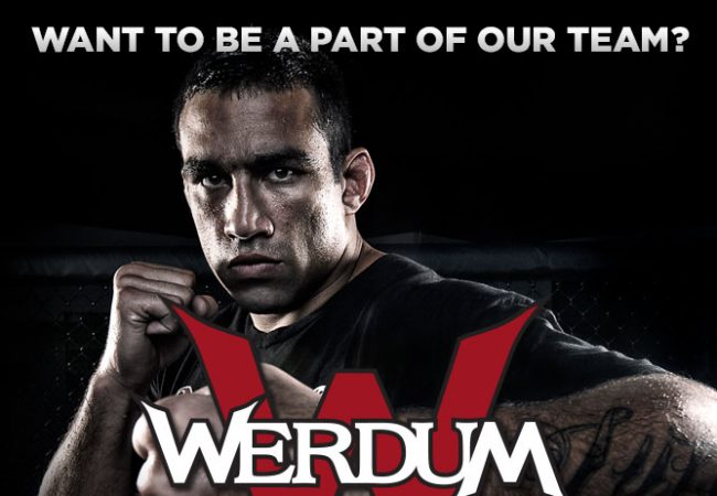 Werdum TEam wants you