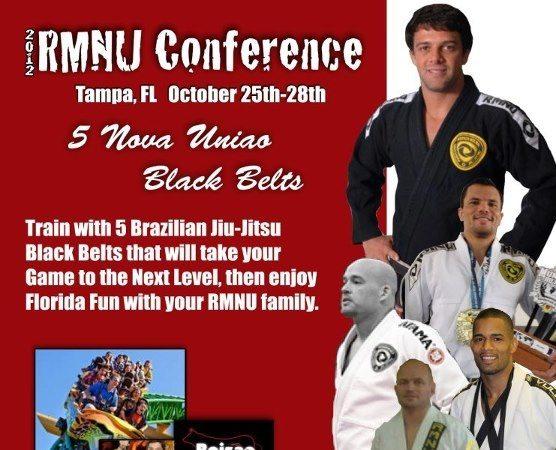 2012 Robson Moura Nova União Conference