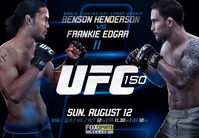 Combate abre sinal no Facebook do UFC