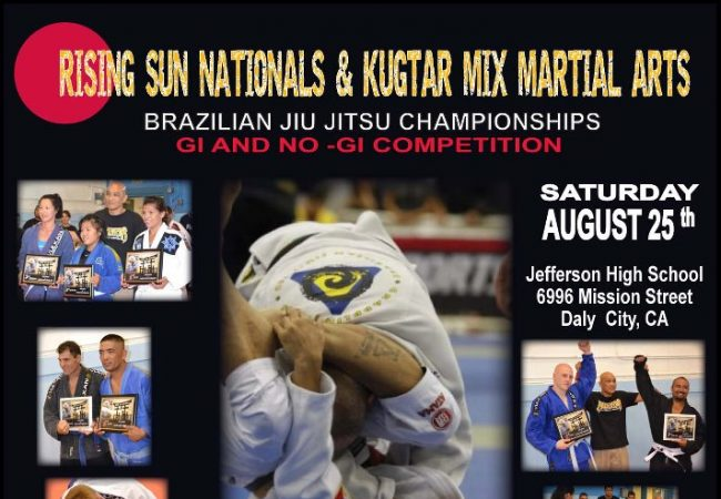 Compete at Rising Sun BJJ Tournament