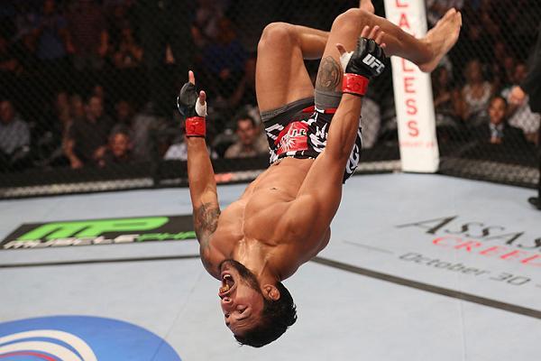 Na galeria: As principais imagens do UFC 150