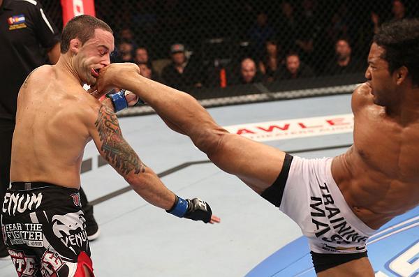 UFC 150: Ben Henderson mantém cinturão dos leves e espera Nate Diaz