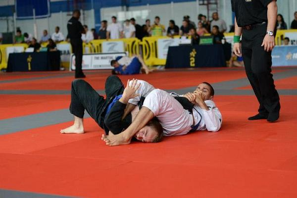Galeria de fotos: o melhor do Jiu-Jitsu no Boston Open‏ da IBJJF