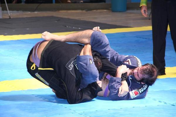 Galeria de fotos: as cenas com muito Jiu-Jitsu do São Paulo Open