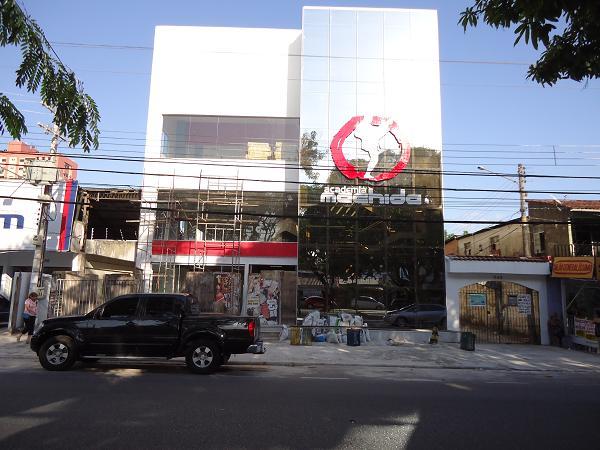 Lyoto Machida inaugurates new family headquarters in Belém, Brazil