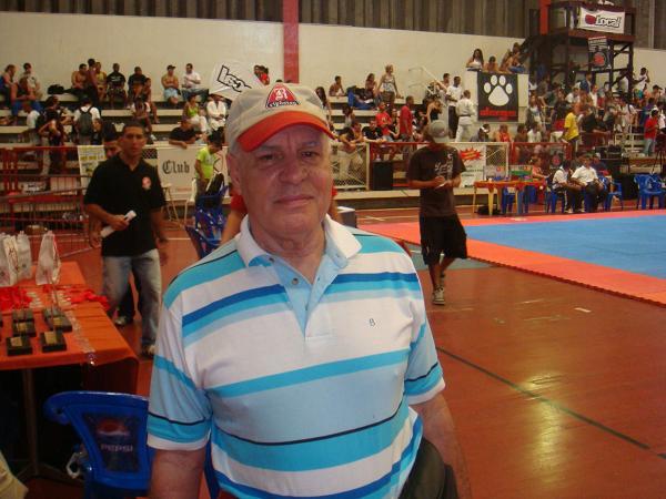 O mundo do Jiu-Jitsu perde Osvaldo Paquetá