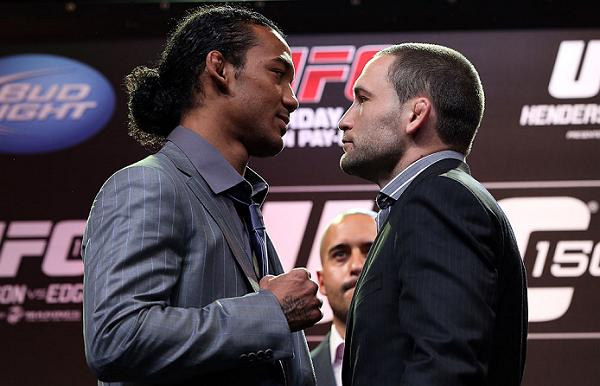 Watch UFC 150 staredowns live here on GRACIEMAG.com