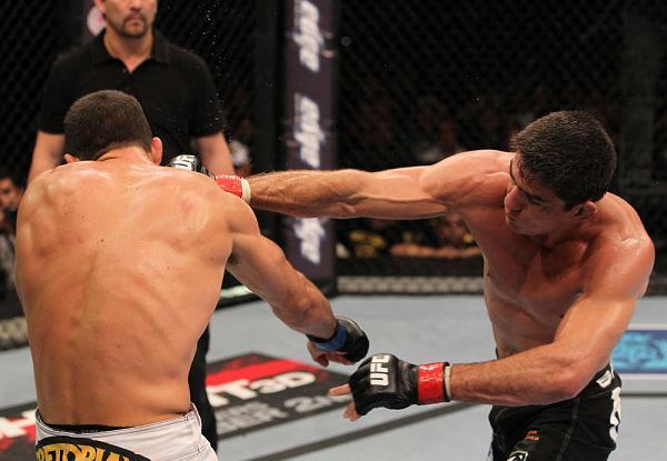 """""""Caveira"""" convocado para o UFC China: """"Está na hora de mostrar meu chão"""""""
