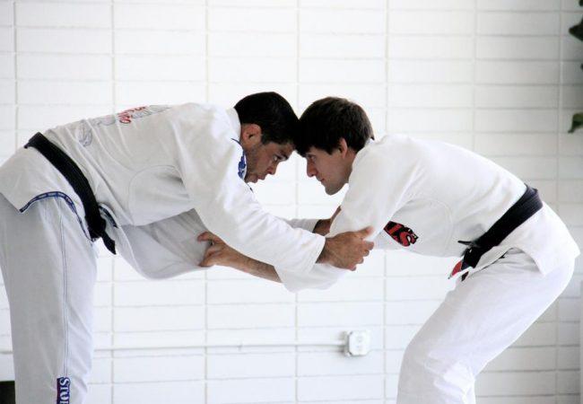 Galvão treina com Rafa Mendes para o Metamoris. Foto: Divulgação