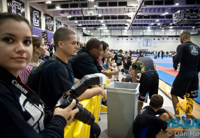 Win a Pan Jiu-Jitsu No-Gi title, but only if you register early