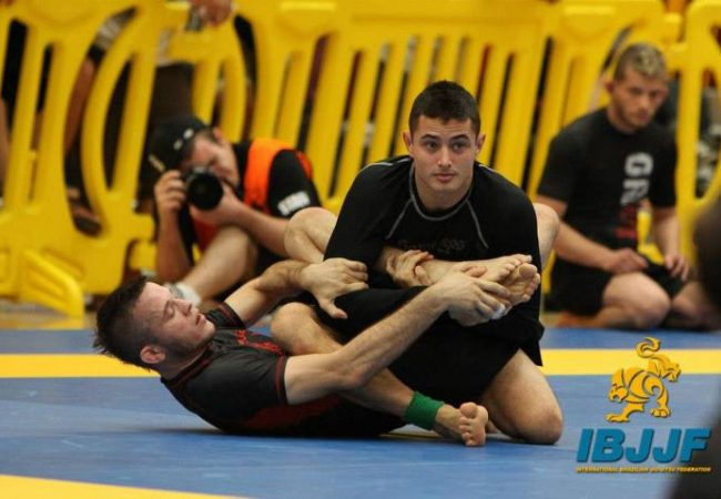 Behold the US No-Gi Nationals-winning footlock