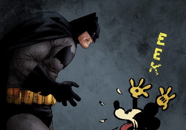 O homem-morcego continua apavorando os facínoras – agora, com técnicas popularizadas pelo UFC e pelo Jiu-Jitsu.