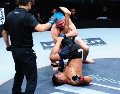 Campeão de Jiu-Jitsu e MMA, Bibiano defende cinturão em maio