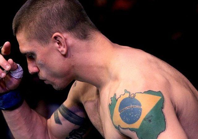 A vida de um lutador do UFC além dos treinos e do octagon