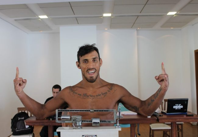 "Alexandre ""Pulga"" and other aces at Rio event WOCS 21"