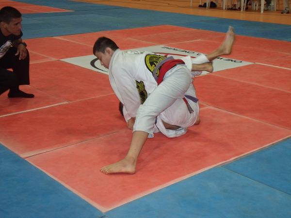 Watch João Miyao's choke win at Natal WPJJC Trials