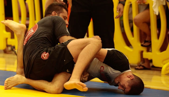 Watch Caio Terra vs. Bruno Antunes at the 2012 American Nationals No-Gi