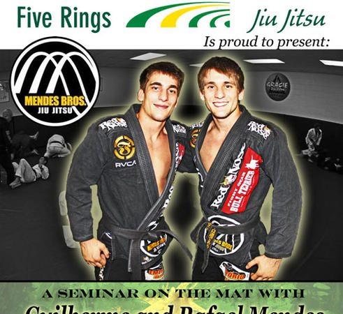 Mendes Bros at Five Rings JJ