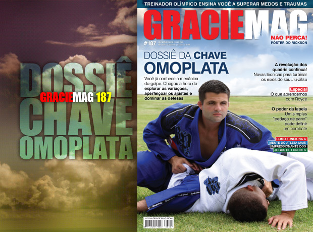 GRACIEMAG 187 revista de Jiu-Jitsu