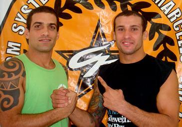 Muay Thai ace ramps up Jiu-Jitsu and dreams of UFC