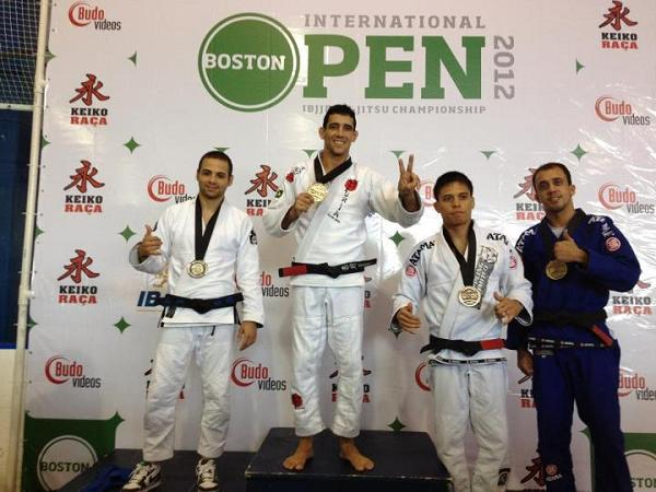 2013 Boston Open: It's Bad Luck Not to Register Right Now