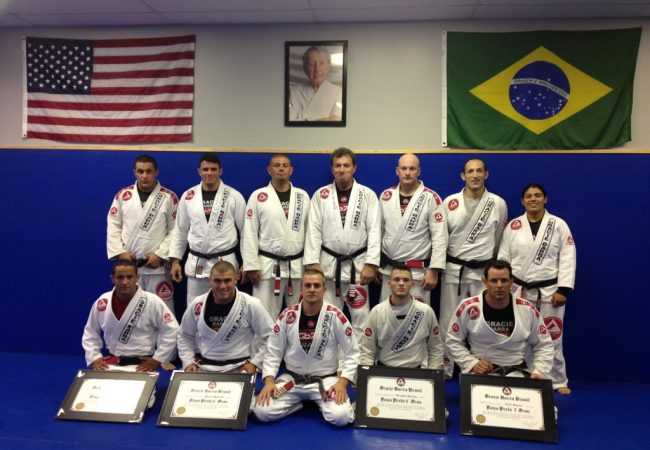 Draculino awards degrees to black belts in Texas