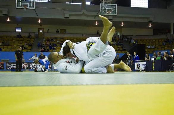 Busy competition Jiu-Jitsu calendar this September