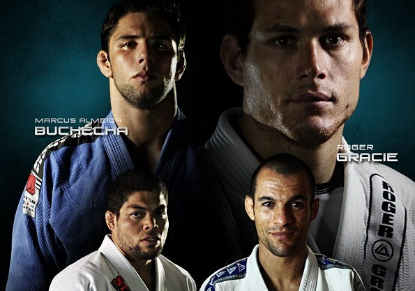 """October event matches Roger Gracie vs Bochecha in """"fight to finish"""", plus 12 more aces"""