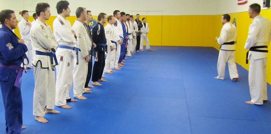 Primero BJJ is the newest member of GMA