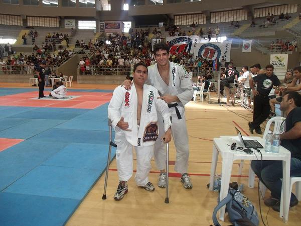 Jiu-Jitsu é 100% superação, nos treinos ou nas competições