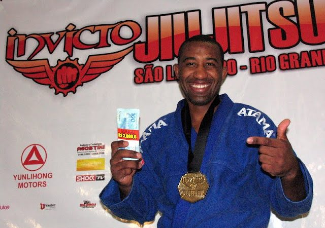 Edmilson Conceição returns to competition with absolute win in Southern Brazil
