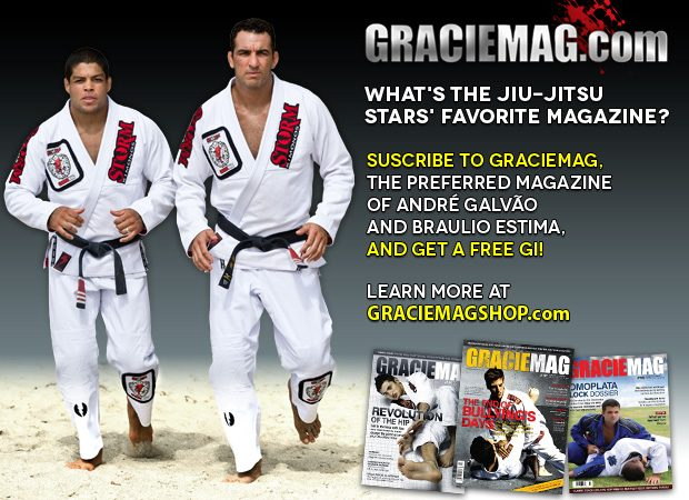 What's the Jiu-Jitsu stars' favorite magazine?