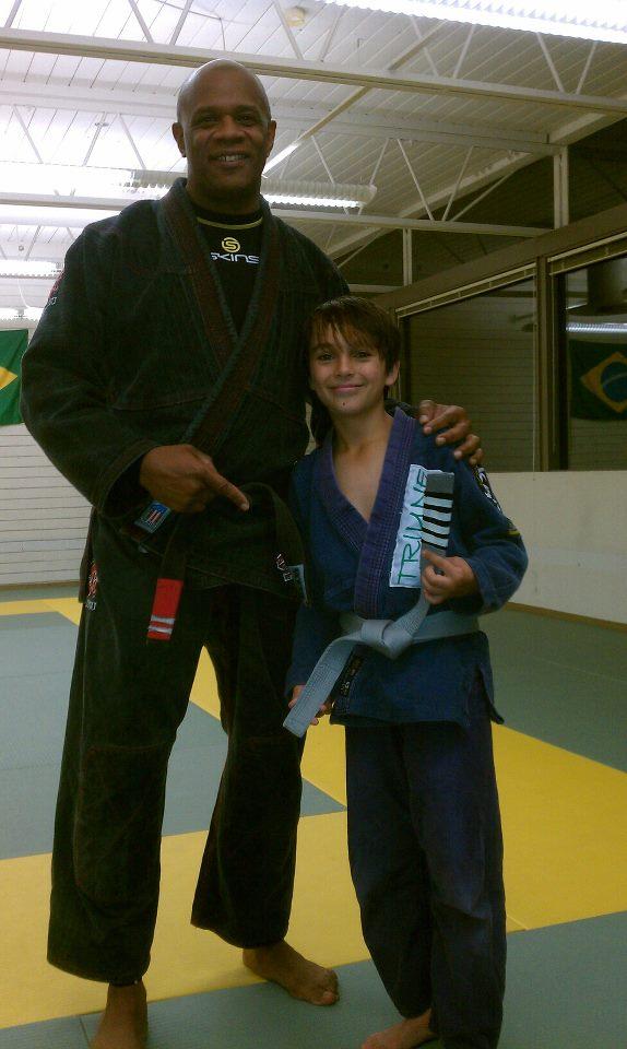 Black Belt Stan Kendrick