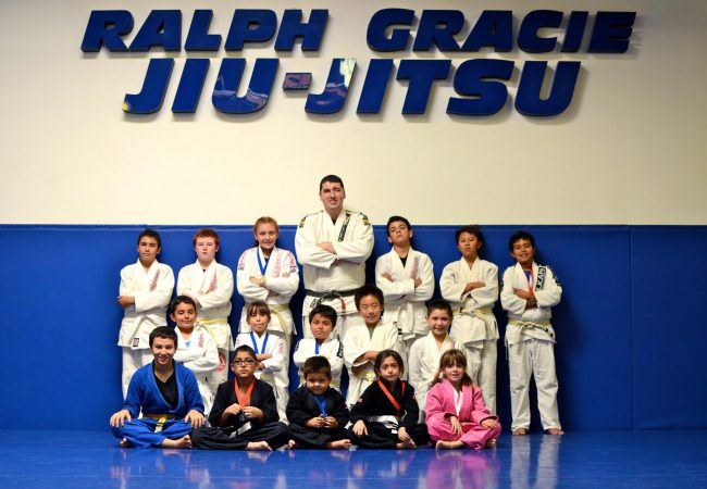 RALPH GRACIE JIU-JITSU ORANGE COUNTY