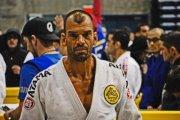Black belt Wellington Dias
