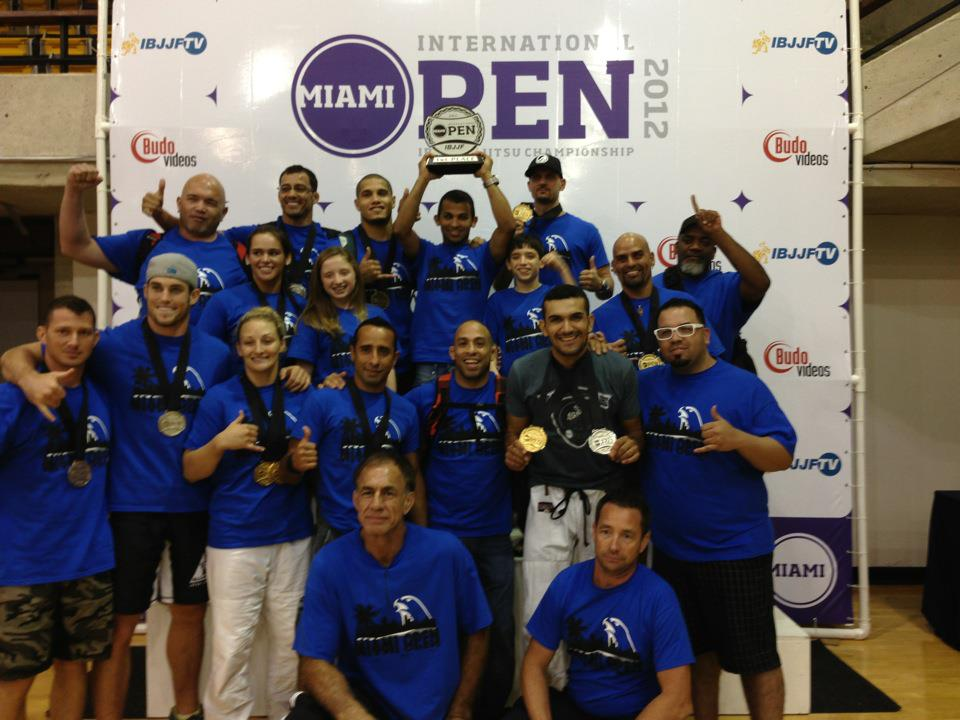 Team Alliance in Miami