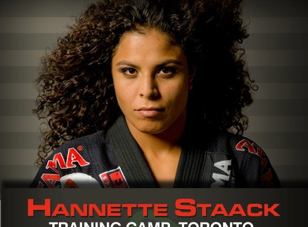 Train with Hannette Staack in Canada