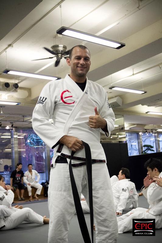 Black Belt Rodrigo Medeiros