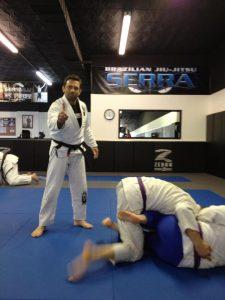 Black belt Shawn Williams